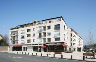 QUARTIER DE L'ABBAYE // ZAC centre ville